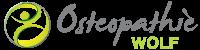 Osteopathiepraxis Wolf Logo